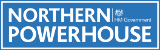 Northern Powerhouse logo.